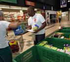 Cruz Roja distribuirá cerca de 450.000 kilos de alimentos en Navarra
