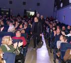 Cara a cara con Javier Gutiérrez en la Muestra de Cine de Tudela