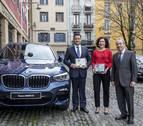 La fiesta del BMW X3