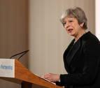 May insta a los países de la UE a contemplar el 'brexit' como