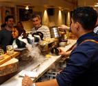 Una Semana del Pincho de Navarra (casi) no apta para vegetarianos