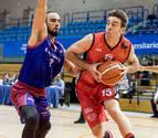El Basket Navarra, sorpresa frente al líder