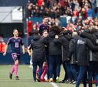 Un golazo de Fran Mérida da los puntos a Osasuna ante un rival directo