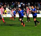 La Peña sacó un punto ante otro de los grandes, el Bilbao Athletic