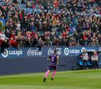 Fran Mérida (Osasuna) está en el 37% de los goles