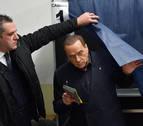 La participación en las elecciones de Italia alcanza el 58,76% a las 19.00 horas