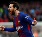 Messi será el primer capitán del Barcelona tras la marcha de Iniesta