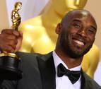 Kobe Bryant, la leyenda de la NBA, gana un Óscar