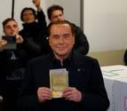 La derecha gana en Italia seguida de cerca por el M5S, según sondeos