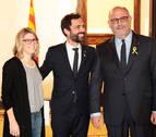 Torrent propone investir a Jordi Sánchez pero no da fecha para el pleno