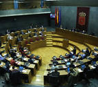 El Parlamento rechaza una ley de Na+ para derogar el decreto del euskera