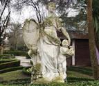 UPN critica el estado de las esculturas públicas y acusa al Ayuntamiento de dejadez