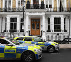 Un hombre y una mujer detenidos en Londres como sospechosos de terrorismo