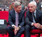 """El presidente del grupo VW afirma que Landaben tiene """"un gran futuro"""""""