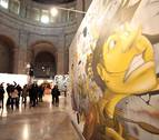 Arrancan en Pamplona las jornadas de reflexión sobre el edificio de Los Caídos