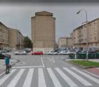 Dos heridos en Pamplona en sendos accidente de tráfico