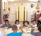 Inquietud en las familias por cómo afectará la huelga a los comedores escolares navarros