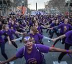España vive este viernes la segunda huelga feminista de su historia
