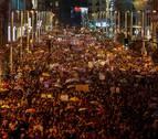 El Gobierno reivindica sus políticas de igualdad tras la huelga del 8-M