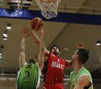 Basket Navarra no se rinde ante el Ávila en el Pabellón Universitario