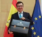 Escolano dará prioridad a la estabilidad presupuestaria y la apertura al exterior