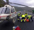 Interior habilita ahora un helicóptero adecuado para transporte sanitario