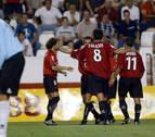 La única victoria de Osasuna en Albacete, hace casi 15 años