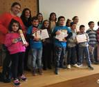 Obanos organiza el primer encuentro 'puzlero' a favor de la Asociación Navarra de Autismo