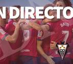 Así les hemos contado el empate entre Osasuna y Albacete