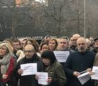 Víctimas del terrorismo piden prohibir la concentración a favor de los presos en Tafalla