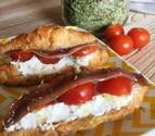 Recetas: cruasanes salados (segunda parte)