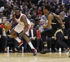 Harden saca a los Spurs de 'playoffs' y los Grizzlies siguen en barrena