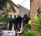 """Vecinos de San Martín de Unx: """"Era raro pero esto no nos lo imaginábamos"""""""