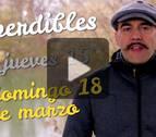Agenda cultural de Navarra en vídeo hasta el domingo 18 de marzo