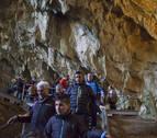 Mendukilo, Aralar, Urdax y Zugarramurdi, en el Día de las Cuevas