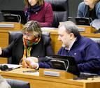 El Parlamento foral llevará al Congreso una ley para derogar la reforma laboral
