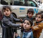 Mueren 15 niños en un mes por el frío invernal en Siria, según Unicef