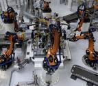 UGT y CC OO reactivan el plan para prejubilar a 800 empleados en VW Navarra