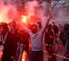 UEFA multa al Athletic con 40.000 euros por incidentes partido ante Spartak