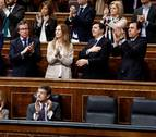 PP y Ciudadanos presionan al PSOE para frenar la derogación de la prisión permanente