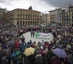 Familiares de los acusados por la agresión de Alsasua piden en Pamplona