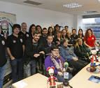 Radio solidaria en las aulas de Pamplona
