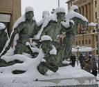 Navarra vivirá un golpe de frío los próximos días y en Pamplona podría nevar
