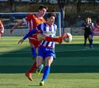 El Izarra empata sin goles; San Juan y Burladés pierden