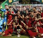 Rodri, de escudero de Mikel Merino en la sub-19 a internacional absoluto