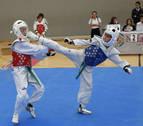 Taekwondo, un 'camino de pies y manos' en Alsasua