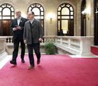 Torrent convoca para este jueves, a las 17 horas, el pleno para investir a Jordi Turull
