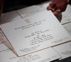 Enviadas las primeras invitaciones para la boda de Enrique y Meghan