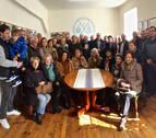 La Asociación del Camino baztanés estrena sede en Elizondo