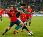 España presenta sus credenciales al Mundial en casa del campeón